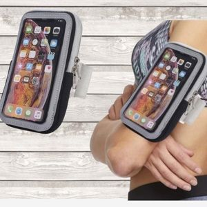 Running Workout Phone Sleeve/Wallet Pouch Arm Band